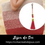 bijou de sac rouge