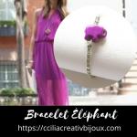 bracelet éléphant