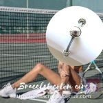 bracelet balle de tennis