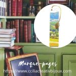 marque-pages paysage