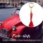 porte clefs pampille