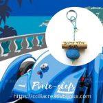 porte-clefs personnalisable