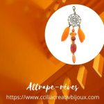 attrape-reves orange