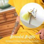 bracelet buffle