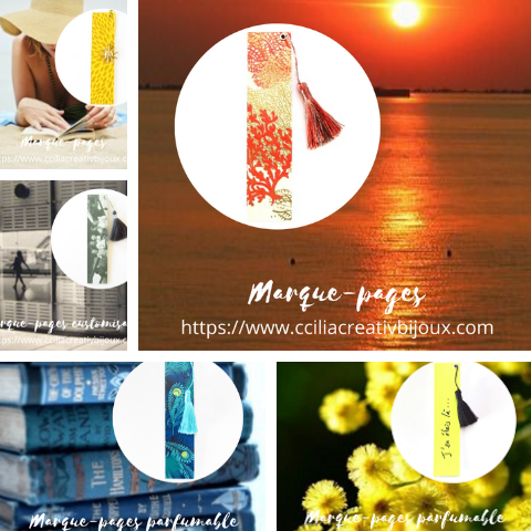 collection marque-pages