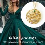collier princesse poisson