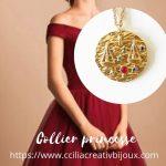 collier princesse balance