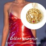 collier princesse cancer