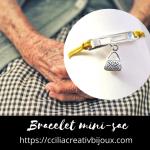 bracelet mini-sac
