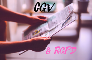 CGV RGPD