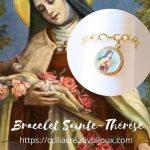 Bracelet Sainte-Therese