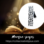 marque-pages parfumable