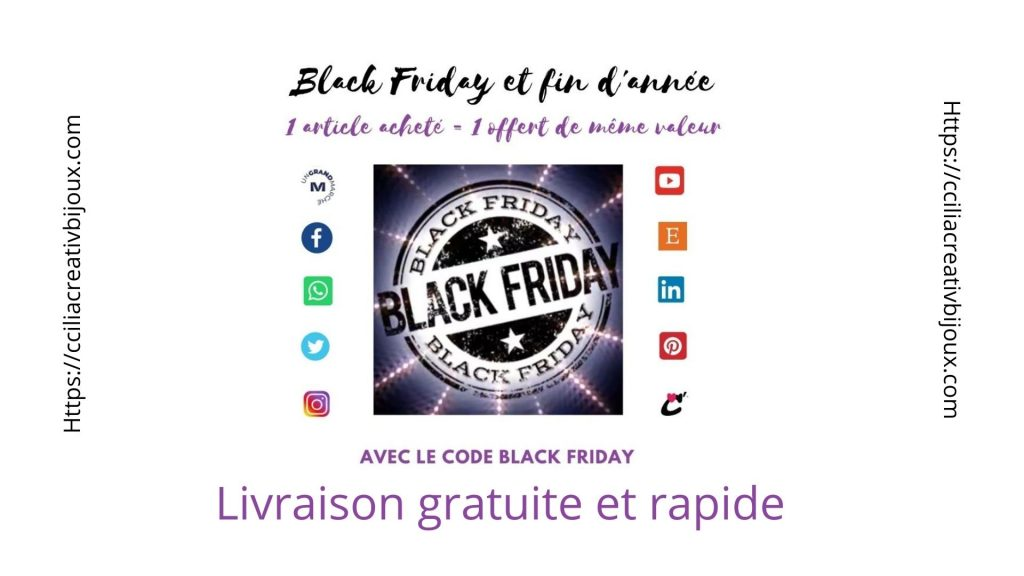 black friday et fin d'annee
