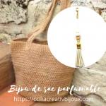 bijou de sac parfumable